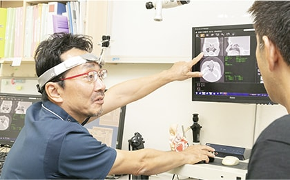 正確で迅速な診断と納得できる医療